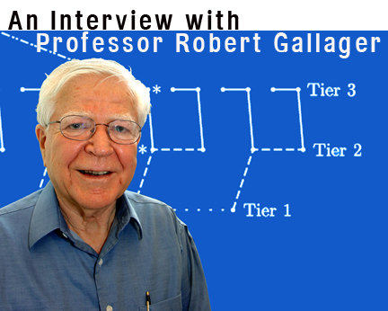 robert gallager phd thesis